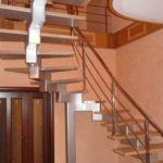 Хребтовые лестницы фото