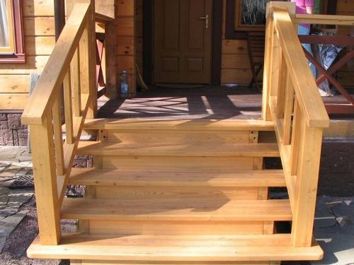 Деревянные ступени для лестниц своими руками 96