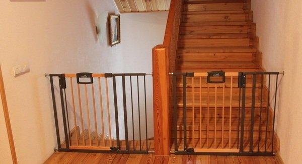 Барьер для детей, ворота безопасности и калитка