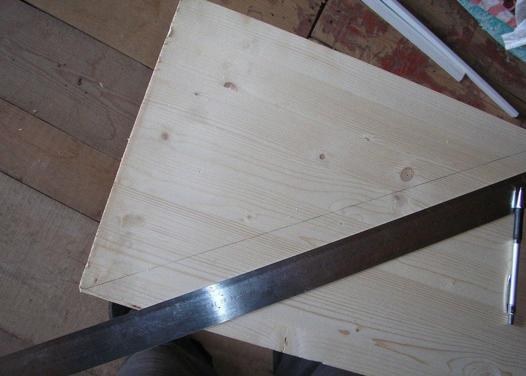 Сборка деревянной лестницы своими руками фото