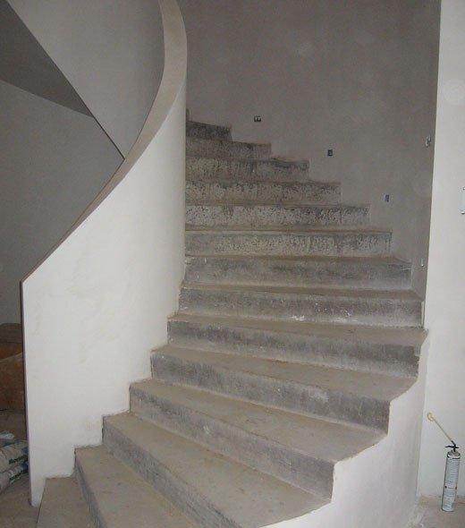 Составляющие круглой лестницы фото