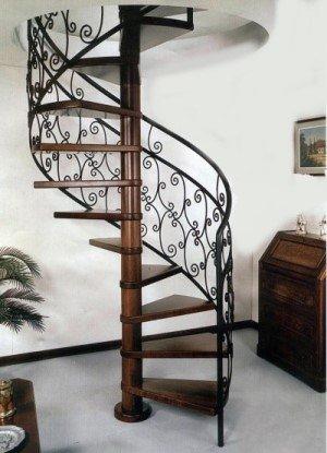 Перила для лестниц из металла своими руками 705