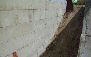 Основа для бетонной лестницы