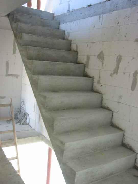 Отделка бетонных лестниц своими руками фото 440