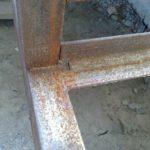 Металлические ступени своими руками