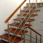 Поручень для лестницы из ПВХ