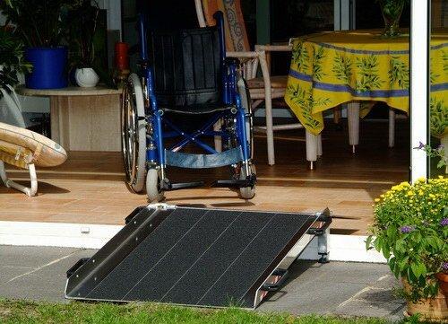 Съемные рампы для колясок
