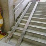 Пандус для детских колясок размеры требования гост
