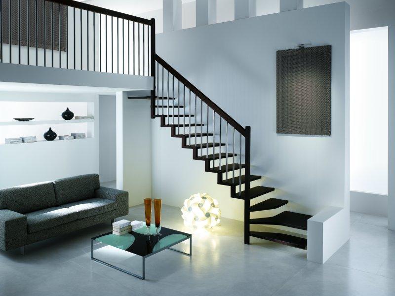 фото лестница перила