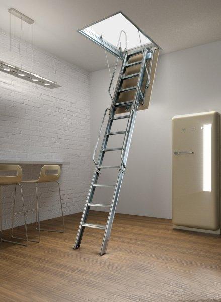 Чердачные лестницы своими руками как сделать лестницу на