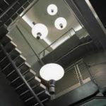 Люстры лампы для лестницы