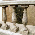 Изготовление балясин из камня фото