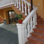 Крепеж для бетонных балясин фото