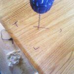 Крепление деревянных балясин к полу
