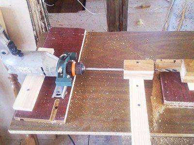 Оборудование для изготовления балясин фото