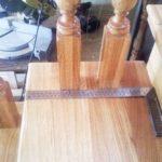 Расстояние между балясинами на лестнице фото