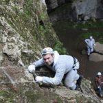 Веревочная лестнциа для альпинизма