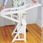 Складной стул-лестница фото