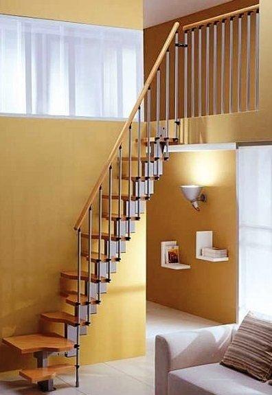 Лестница утиный шаг своими руками фото 648