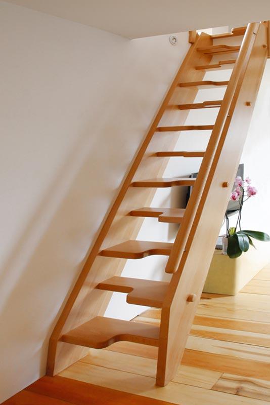 Лестница 'Утиный шаг'